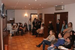 Hrvatsko društvo mladih liječnika organiziralo je predavanje Tomislava Bošnjaka o hitnim stanjima u izvanbolničkoj hitnoj službi