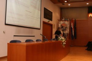Dr. Orjena Žaja sa Zavoda za gastroenterologiju, hepatologiju i poremećaje prehrane Klinike za pedijatriju KBC-a Sestre milosrdnice