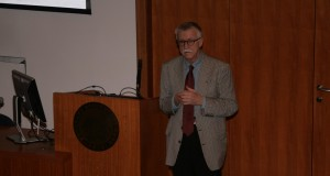 Prim. mr. sc. Goran Ivanišević gostovao je na skupu Hrvatskog društva umirovljenih liječnika, održao je predavanje o prirodnim ljekovitim činiteljima