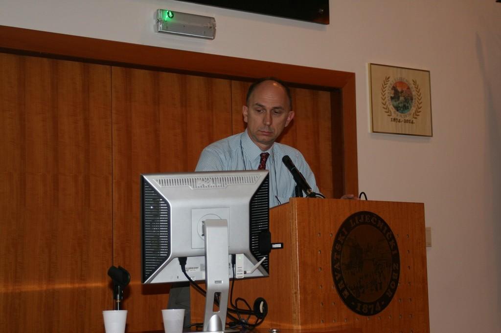 Doc. dr. sc. Ivan Begovac, Simpozij o aktualnim pitanjima dječje i adolescentne psihijatrije i psihoterapije, Hrvatski liječnički zbor