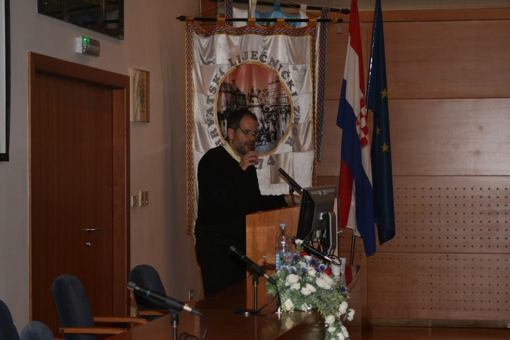 Dr. Aran Tomac, Simpozij o aktualnim pitanjima dječje i adolescentne psihijatrije i psihoterapije, Hrvatski liječnički zbor