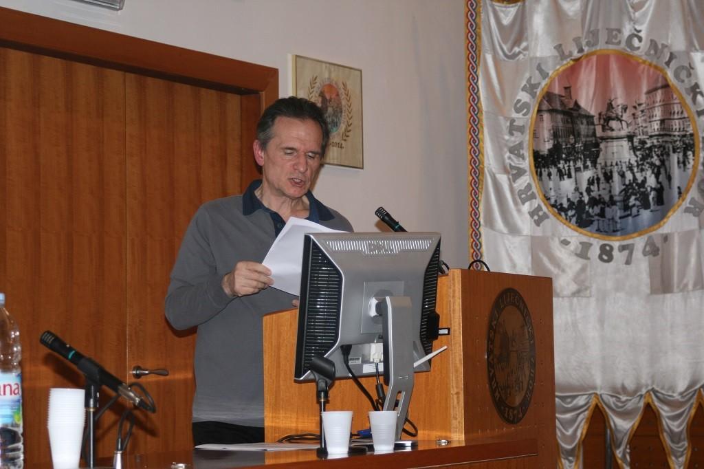 Mr. sc. Nenad Jakušić, Simpozij o aktualnim pitanjima dječje i adolescentne psihijatrije i psihoterapije, Hrvatski liječnički zbor