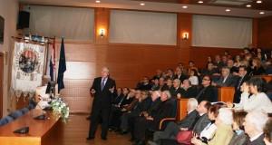 Akademik Ivica Kostović gostovao na znanstvenoj tribini u Hrvatskome liječničkom zboru