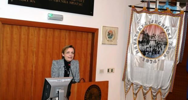 Djelatnici dječje bolnice Srebrnjak održali su predavanje na temu poremećaja spavanja Hrvatskom liječničkom zboru u Hrvatskom liječničkom zboru
