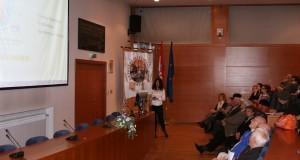 Dr. sc. Tatjana Vilibić-Čavlek na predavanju Podružnice Zagreb Hrvatskoga liječničkog zbora o Zika virusu