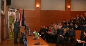 Prof. dr. sc. Mihael Skerlev na simpoziju o suvremenim načinima liječenja HPV infekcija u Hrvatskome liječničkom zboru