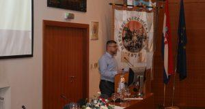 Dr. Boris Tomašević održao predavanje u Hrvatskome liječničkom zboru