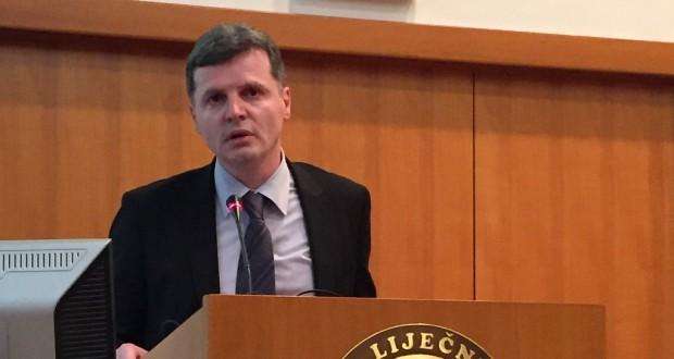 Ministar zdravlja doc. dr. sc. Dario Nakić gostovao je na sastanku Stručnog savjeta Hrvatskoga liječničkog zbora