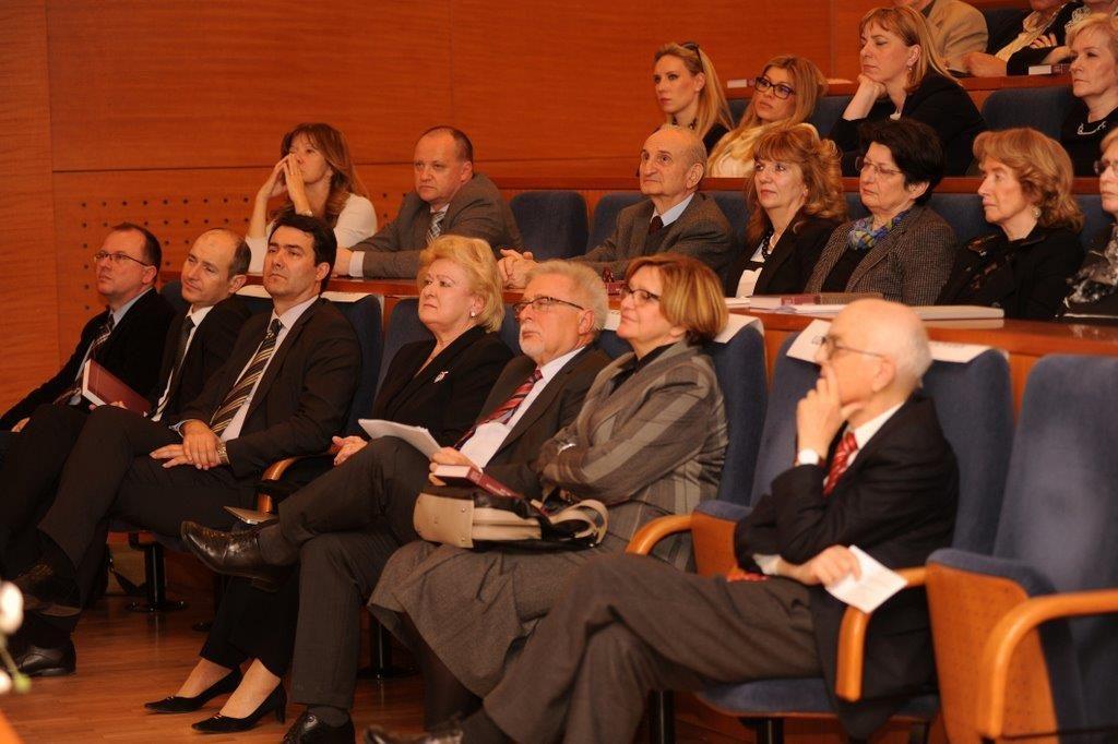 Obilježavanje 55. obljetnice postojanja Akademije medicinskih znanosti Hrvatske
