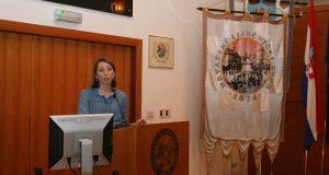 Dr. sc. Suzana Žunec održala predavanje u Hrvatskom liječničkom zboru