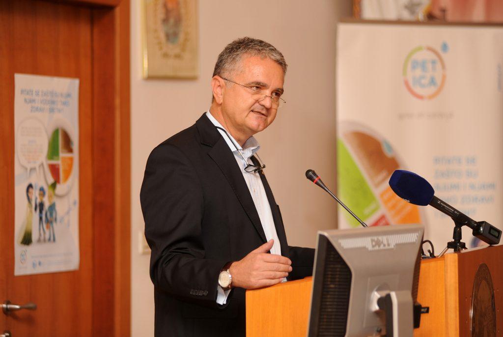 Prof. dr. sc. Željko Krznarić, predsjednik Hrvatskog liječničkog zbora
