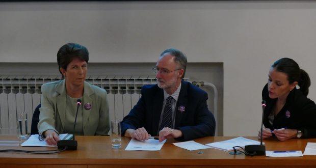 """Konferencija """"Univerzalni pristup palijativnoj skrbi - I tvoja pomoć je potrebna"""" održana u Hrvatskome liječničkom zboru"""