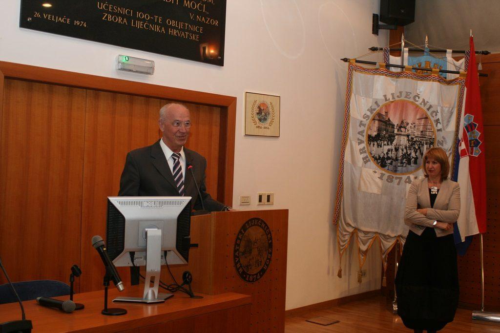 Prof. dr. sc. Mijo Bergovec
