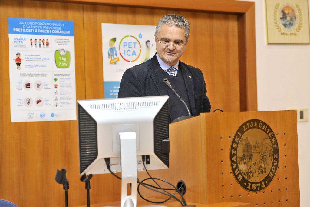 Prof. dr. sc. Željko Krznarić