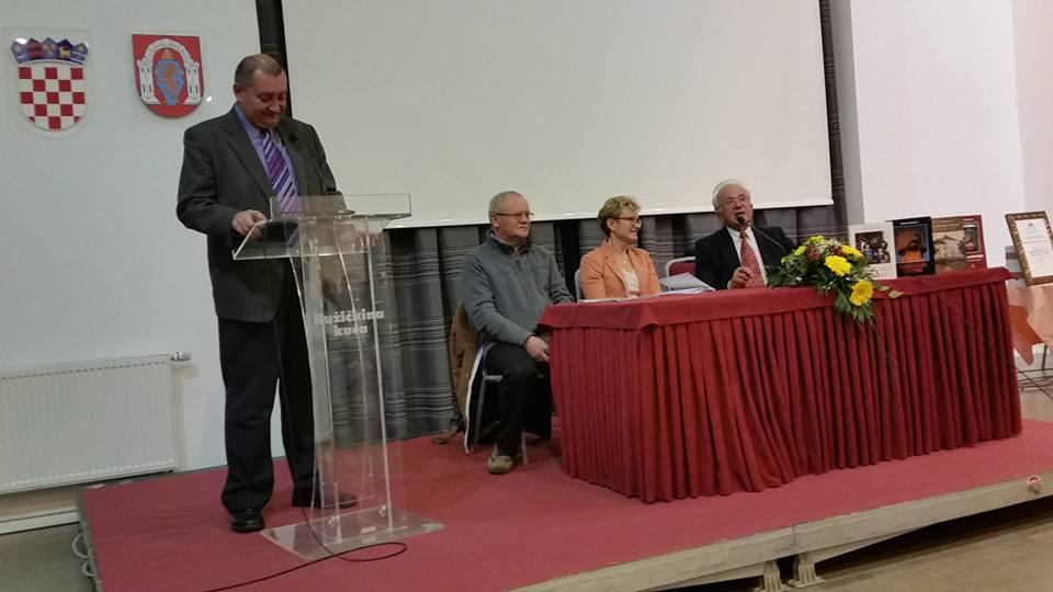 Predstavljena peta knjiga dr. Zlatka Šimunovića