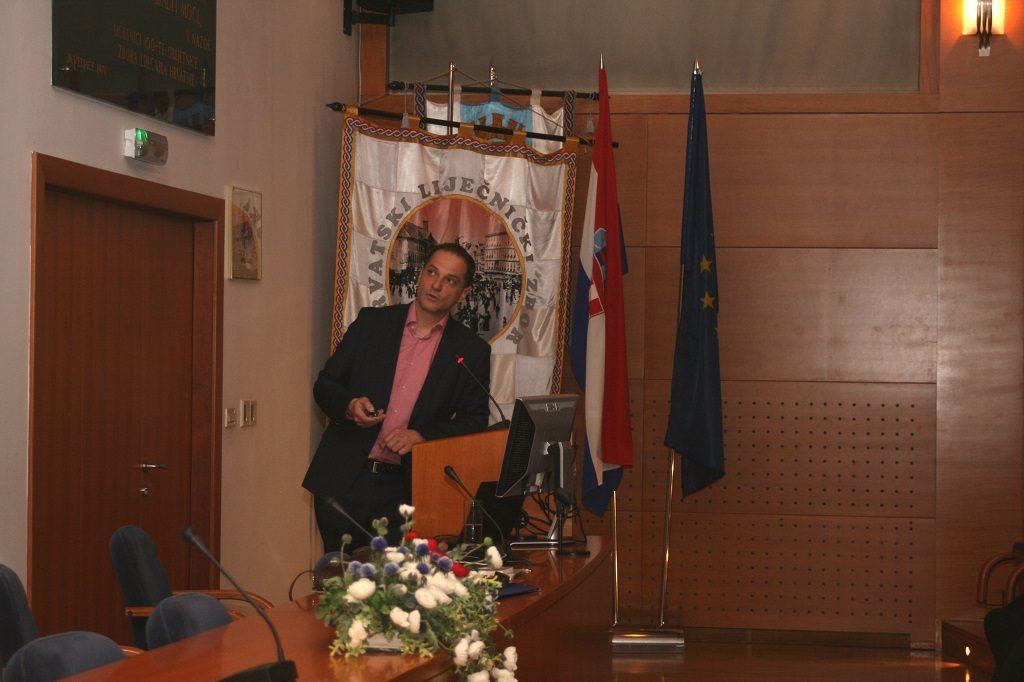 Doc. dr. sc. Krešimir Štambuk
