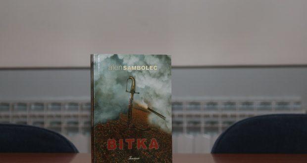 Knjiga Bitka autora Alena Sambolca predstavljena u Hrvatskome liječničkom zboru