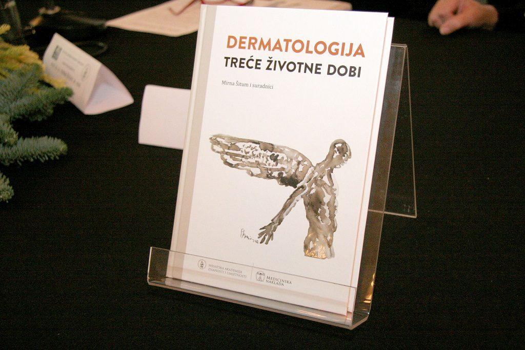 Priručnik-atlas Dermatologija treće životne dobi