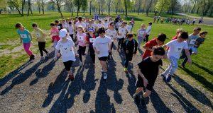 Škola trčanja u sklopu PETICA za trčanje